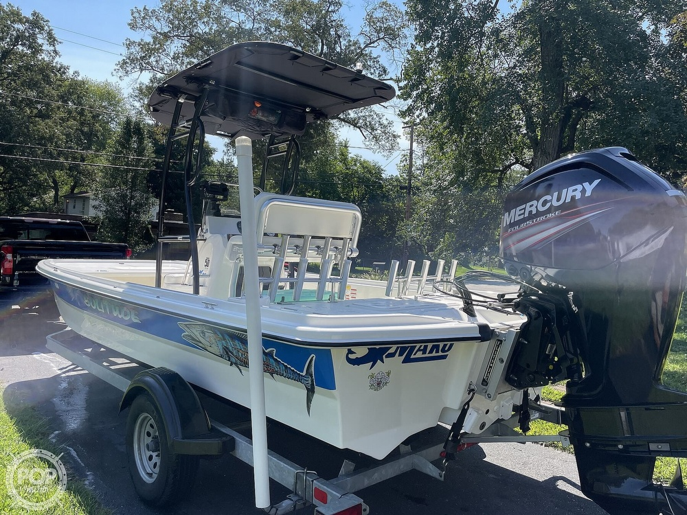 2017 Mako boat for sale, model of the boat is Pro Skiff 19 & Image # 32 of 40