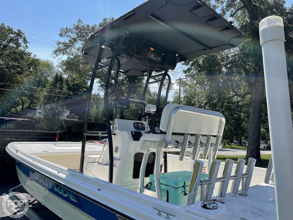 2017 Mako boat for sale, model of the boat is Pro Skiff 19 & Image # 33 of 40