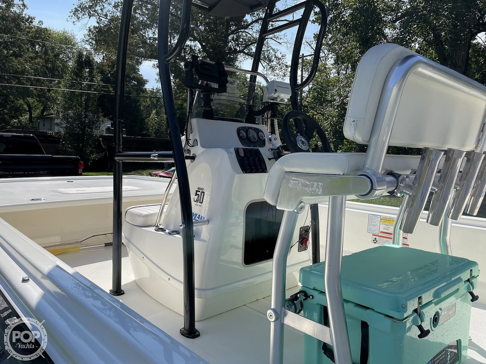 2017 Mako boat for sale, model of the boat is Pro Skiff 19 & Image # 35 of 40
