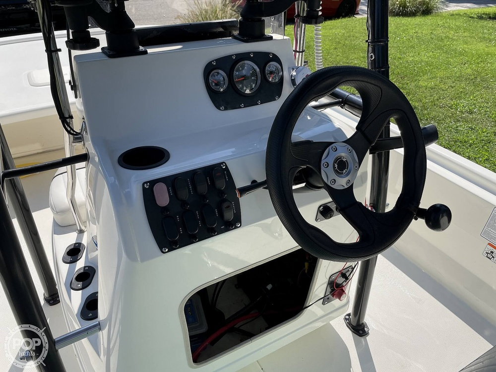 2017 Mako boat for sale, model of the boat is Pro Skiff 19 & Image # 36 of 40