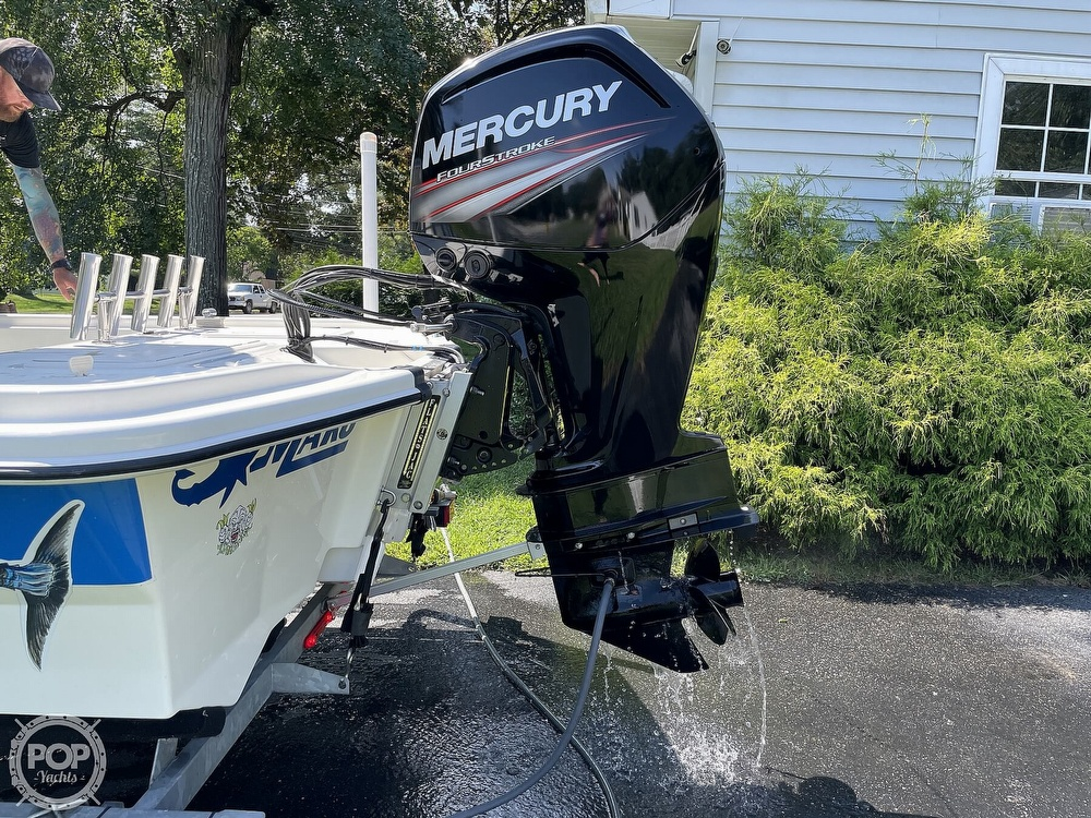 2017 Mako boat for sale, model of the boat is Pro Skiff 19 & Image # 11 of 40