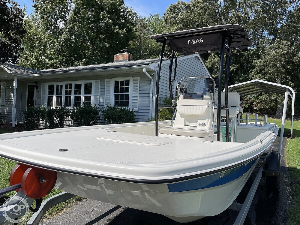 2017 Mako boat for sale, model of the boat is Pro Skiff 19 & Image # 12 of 40