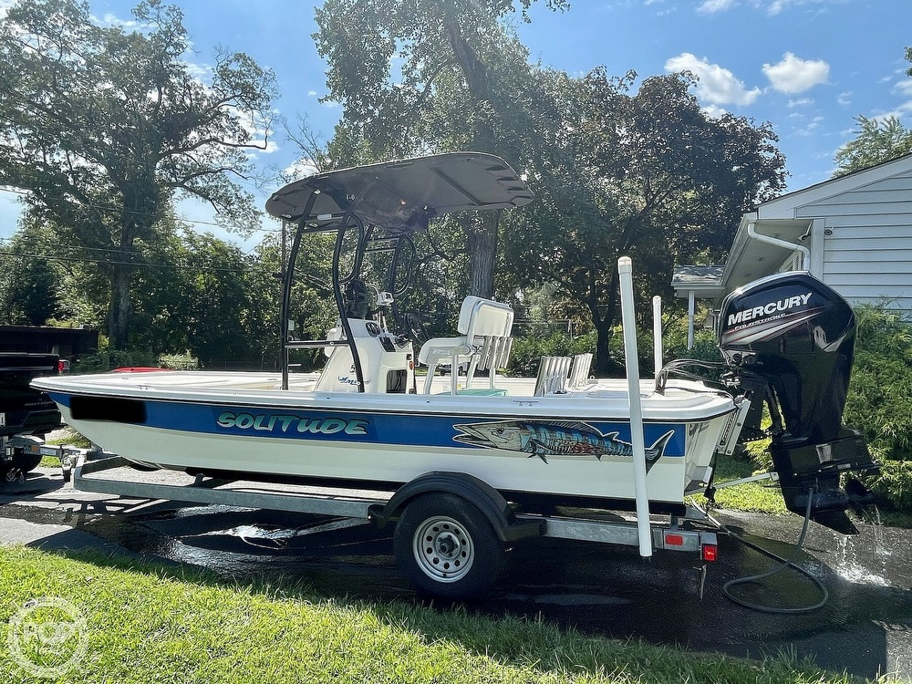 2017 Mako boat for sale, model of the boat is Pro Skiff 19 & Image # 8 of 40