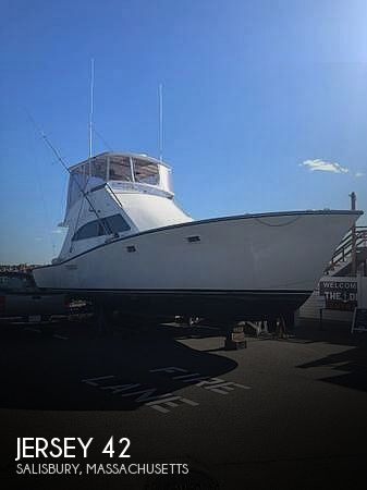 1976 Jersey boat for sale, model of the boat is 42 & Image # 1 of 11