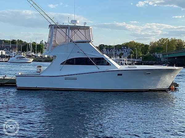 1976 Jersey boat for sale, model of the boat is 42 & Image # 2 of 11
