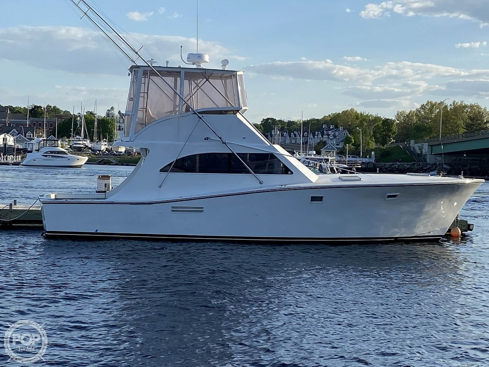 1976 Jersey boat for sale, model of the boat is 42 & Image # 6 of 11