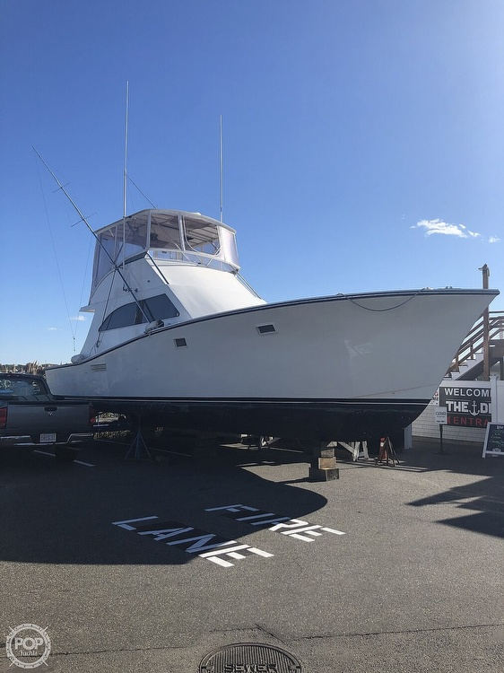 1976 Jersey boat for sale, model of the boat is 42 & Image # 9 of 11