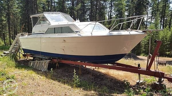 1980 Chris Craft boat for sale, model of the boat is 280 & Image # 33 of 38