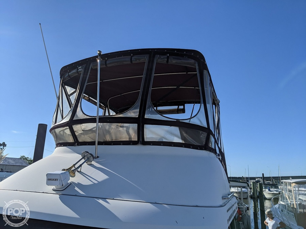 1991 Silverton boat for sale, model of the boat is 34C & Image # 16 of 40