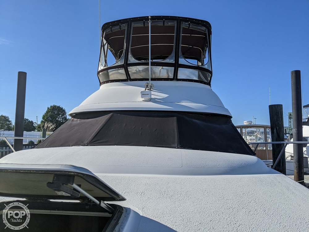 1991 Silverton boat for sale, model of the boat is 34C & Image # 18 of 40