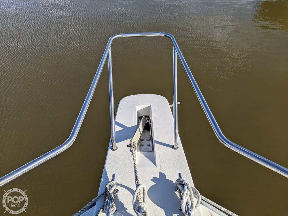 1991 Silverton boat for sale, model of the boat is 34C & Image # 25 of 40