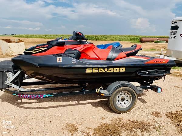 2020 Sea-Doo RXT-X 300 and 2002 GTX 4-TEC - #$LI_INDEX