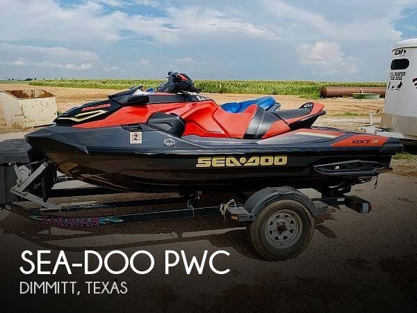 2020 Sea Doo PWC boat for sale, model of the boat is RXT-X 300 and 2002 GTX 4-TEC & Image # 1 of 23