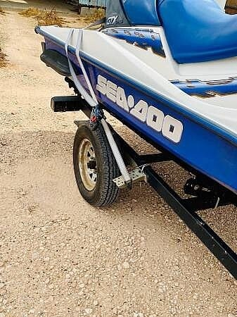 2020 Sea Doo PWC boat for sale, model of the boat is RXT-X 300 and 2002 GTX 4-TEC & Image # 12 of 23