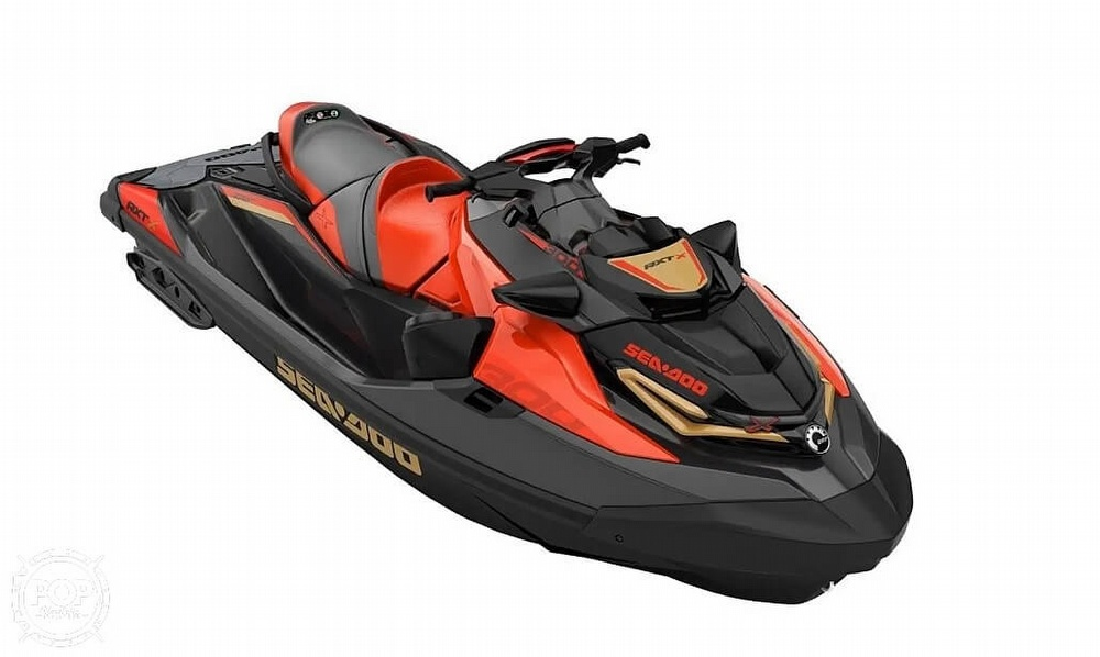 2020 Sea Doo PWC boat for sale, model of the boat is RXT-X 300 and 2002 GTX 4-TEC & Image # 20 of 23