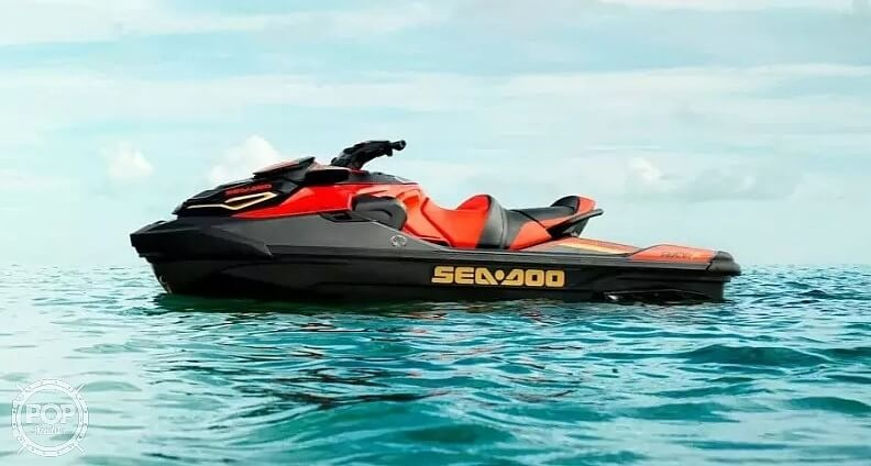 2020 Sea Doo PWC boat for sale, model of the boat is RXT-X 300 and 2002 GTX 4-TEC & Image # 4 of 23