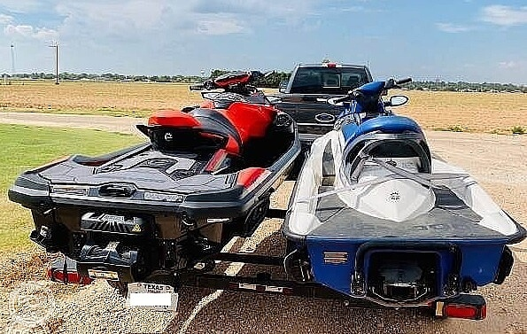 2020 Sea Doo PWC boat for sale, model of the boat is RXT-X 300 and 2002 GTX 4-TEC & Image # 18 of 23