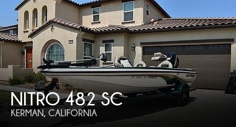 Used Power boats For Sale in Fresno, California by owner | 2007 Nitro 17