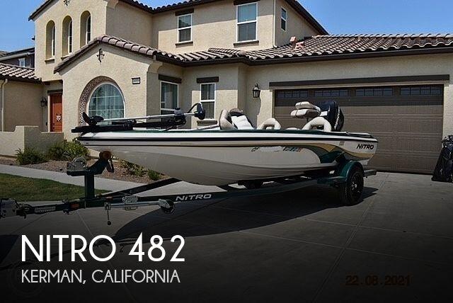 2007 NITRO 482 for sale