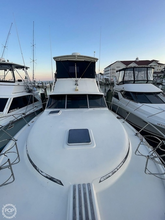 1985 Silverton boat for sale, model of the boat is 40 & Image # 2 of 40