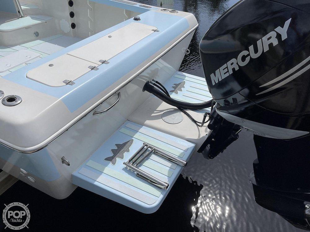 1997 Pro-Line boat for sale, model of the boat is 231 Walkaround & Image # 18 of 40