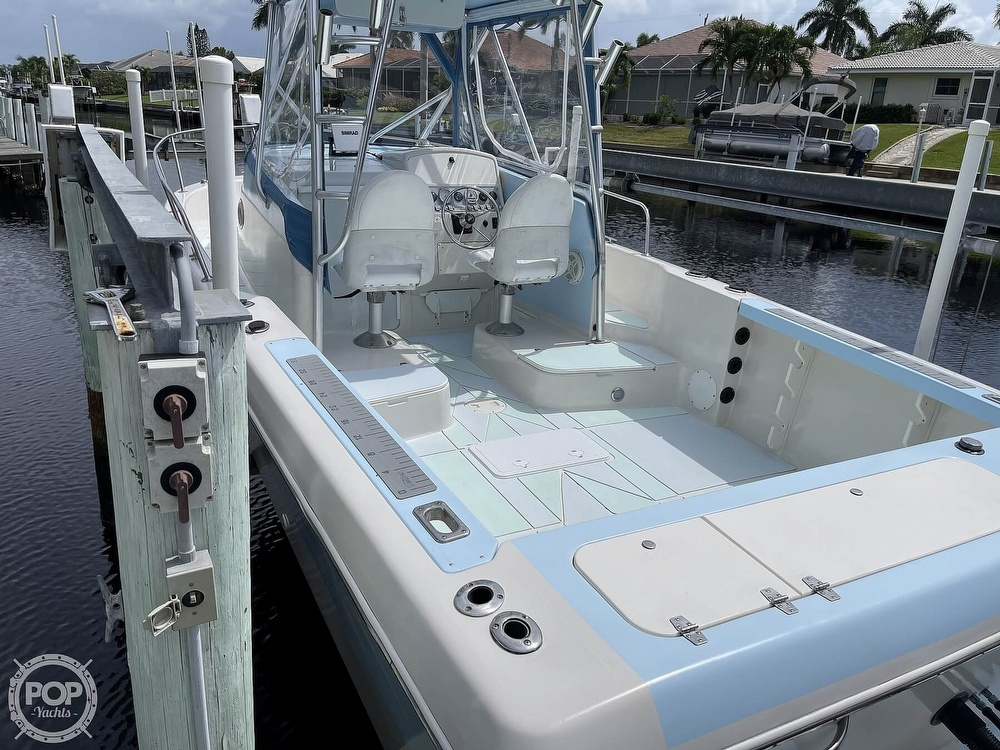 1997 Pro-Line boat for sale, model of the boat is 231 Walkaround & Image # 4 of 40