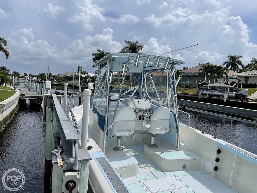 1997 Pro-Line boat for sale, model of the boat is 231 Walkaround & Image # 5 of 40