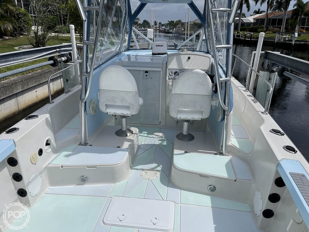 1997 Pro-Line boat for sale, model of the boat is 231 Walkaround & Image # 6 of 40
