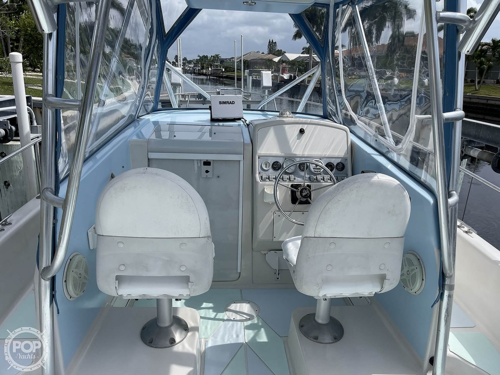 1997 Pro-Line boat for sale, model of the boat is 231 Walkaround & Image # 8 of 40