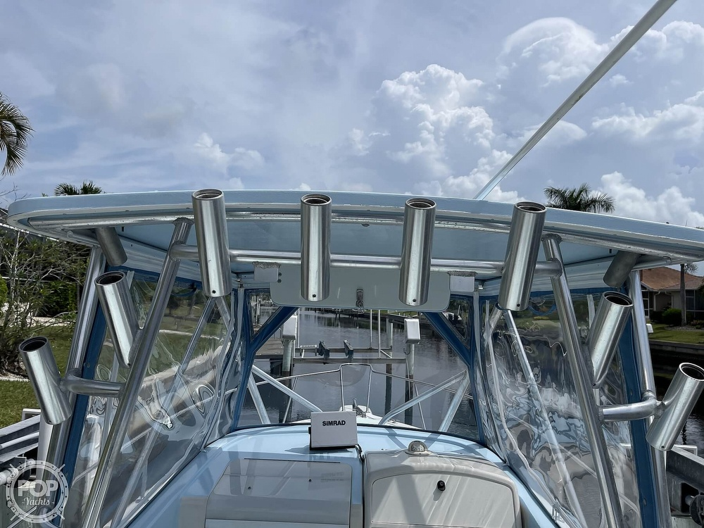 1997 Pro-Line boat for sale, model of the boat is 231 Walkaround & Image # 15 of 40