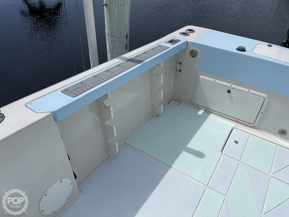 1997 Pro-Line boat for sale, model of the boat is 231 Walkaround & Image # 30 of 40