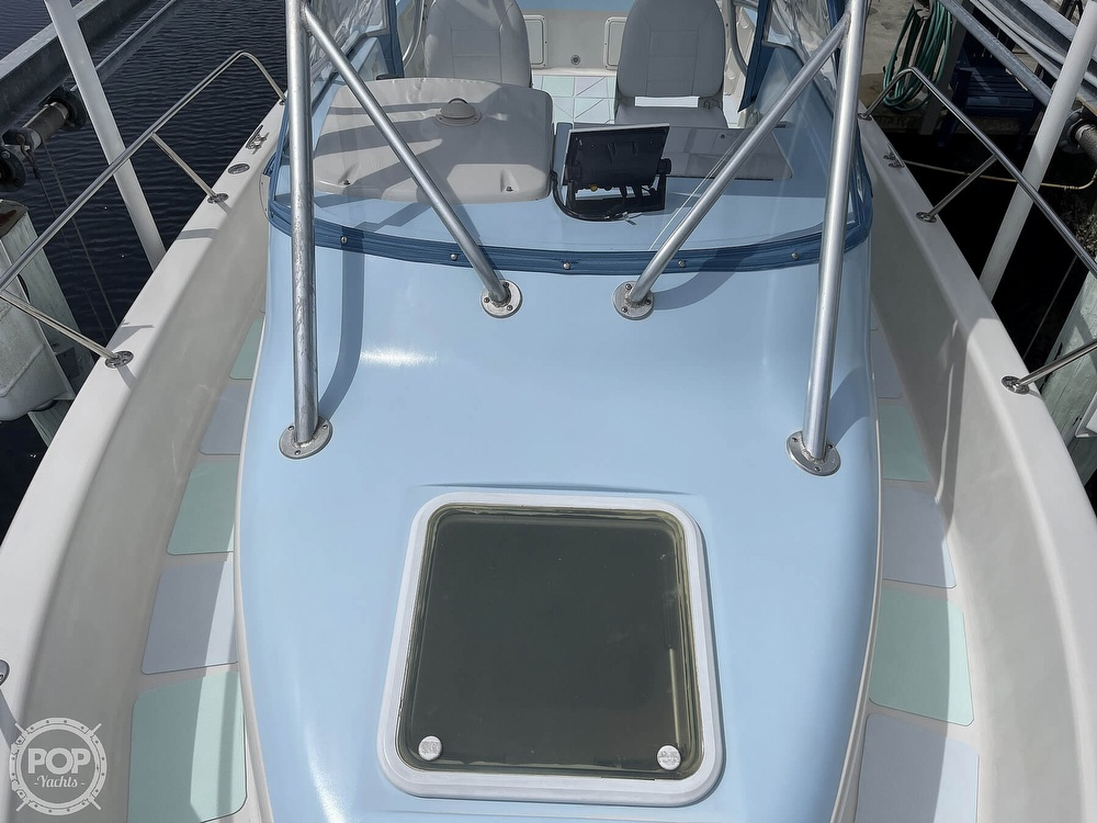 1997 Pro-Line boat for sale, model of the boat is 231 Walkaround & Image # 38 of 40