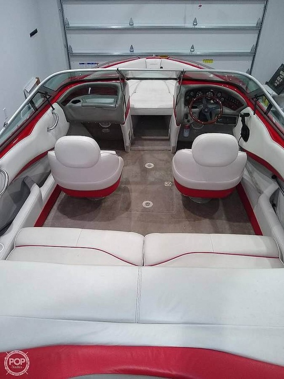 1998 Crownline boat for sale, model of the boat is 202 BR & Image # 5 of 40