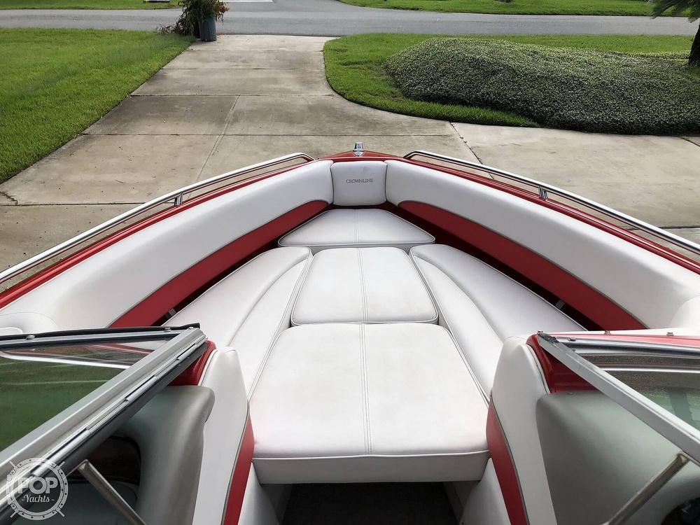 1998 Crownline boat for sale, model of the boat is 202 BR & Image # 7 of 40