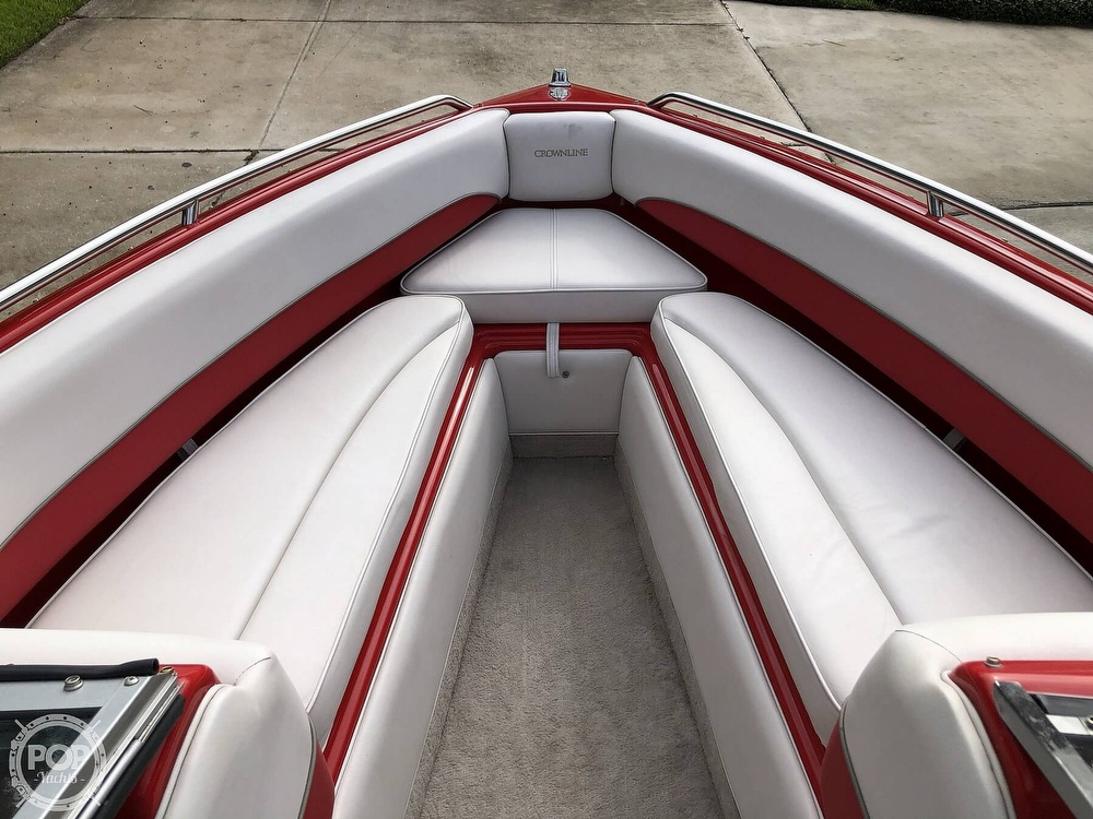1998 Crownline boat for sale, model of the boat is 202 BR & Image # 8 of 40