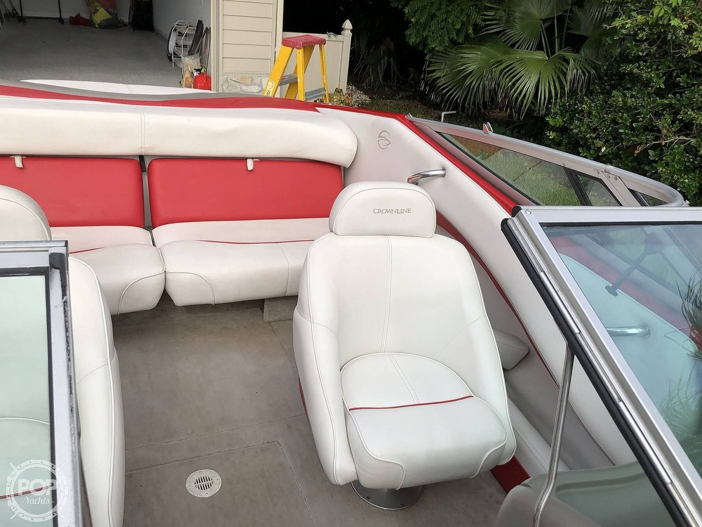 1998 Crownline boat for sale, model of the boat is 202 BR & Image # 9 of 40