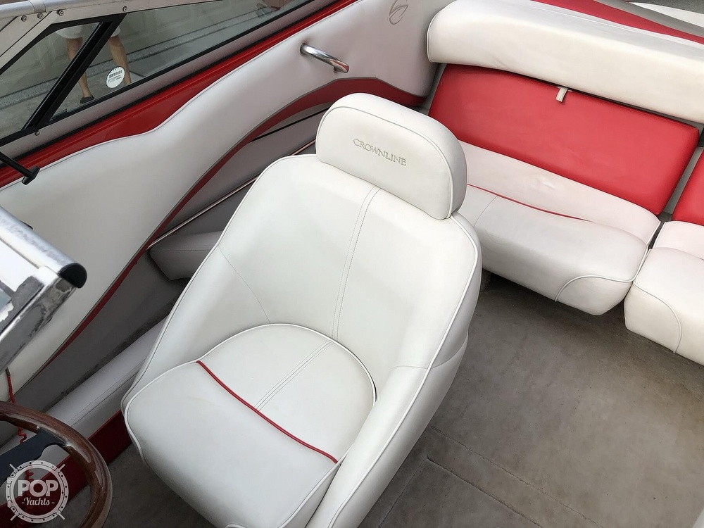 1998 Crownline boat for sale, model of the boat is 202 BR & Image # 10 of 40