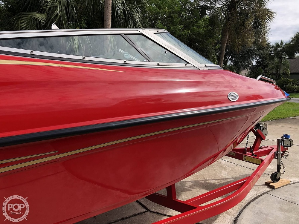 1998 Crownline boat for sale, model of the boat is 202 BR & Image # 25 of 40