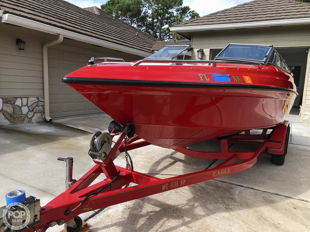 1998 Crownline boat for sale, model of the boat is 202 BR & Image # 27 of 40