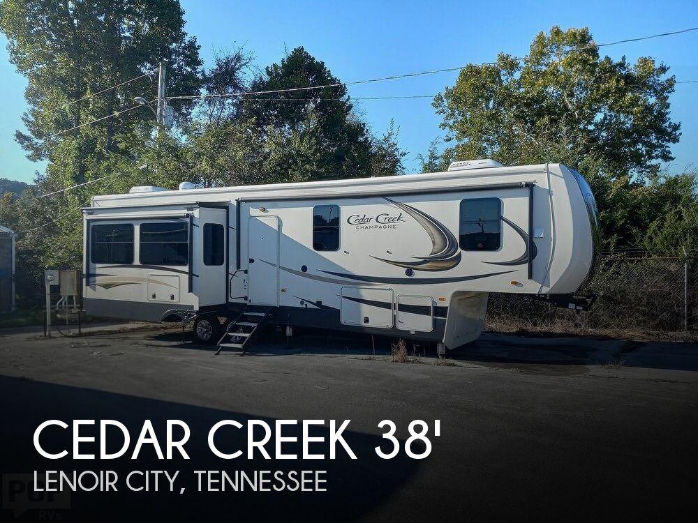 2019 Forest River Cedar Creek Champagne Edition 38EL