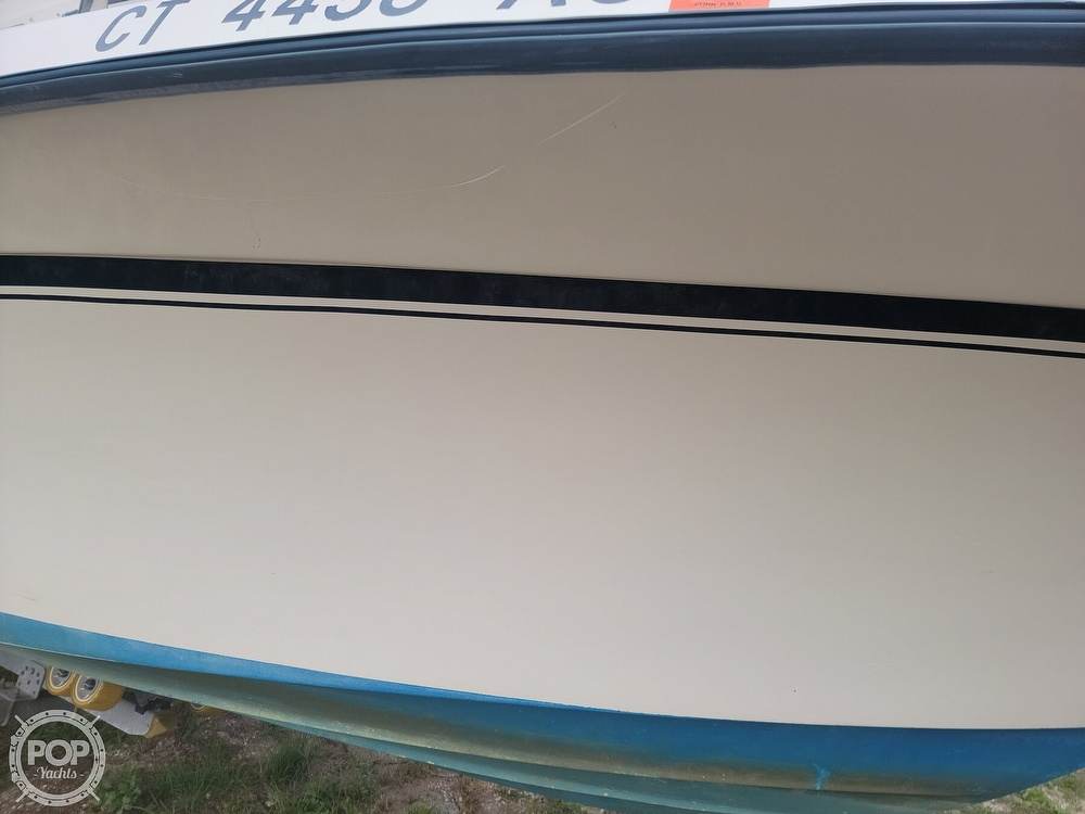 1982 Grady-White boat for sale, model of the boat is 24 Caribbean Walkaround Cuddy & Image # 29 of 40