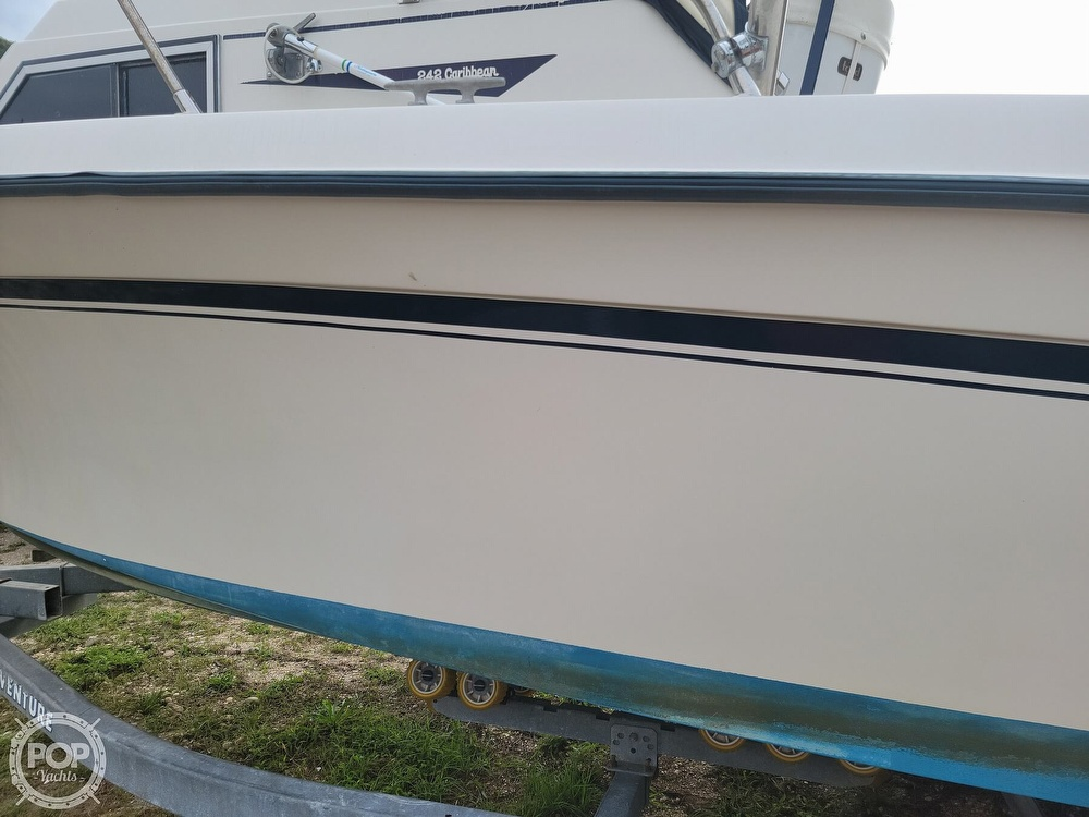 1982 Grady-White boat for sale, model of the boat is 24 Caribbean Walkaround Cuddy & Image # 35 of 40