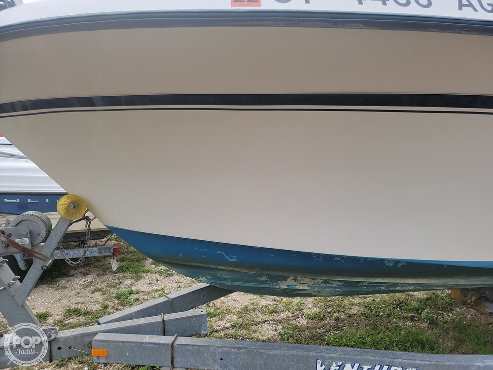 1982 Grady-White boat for sale, model of the boat is 24 Caribbean Walkaround Cuddy & Image # 36 of 40