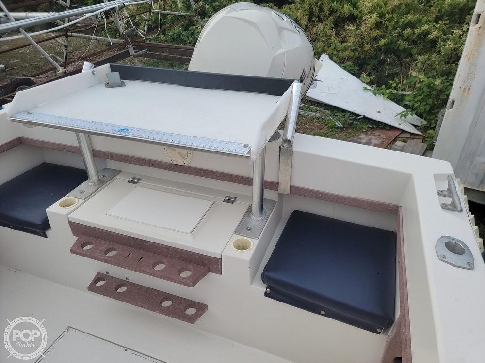 1982 Grady-White boat for sale, model of the boat is 24 Caribbean Walkaround Cuddy & Image # 38 of 40