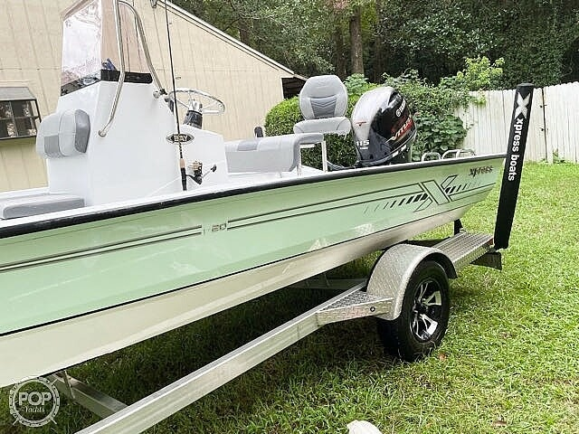 2021 Xpress boat for sale, model of the boat is H20 Bay & Image # 8 of 15