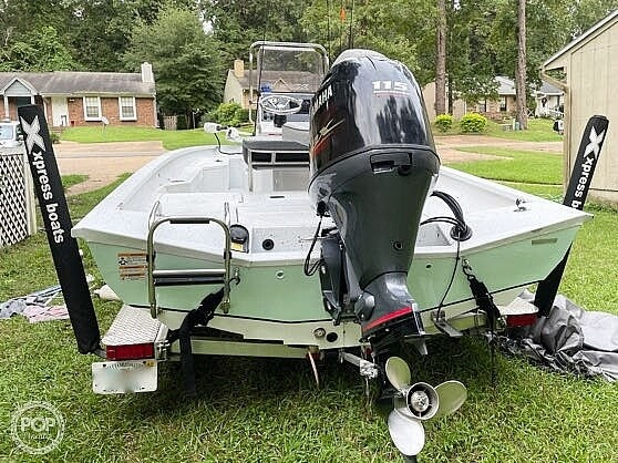 2021 Xpress boat for sale, model of the boat is H20 Bay & Image # 4 of 15