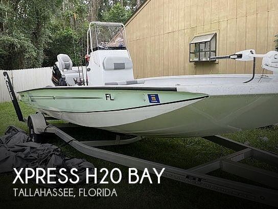 2021 Xpress boat for sale, model of the boat is H20 Bay & Image # 1 of 15
