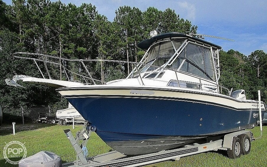 1995 Grady-White boat for sale, model of the boat is 26 Islander & Image # 2 of 2