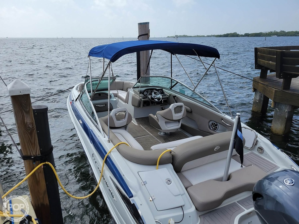 2018 Crownline boat for sale, model of the boat is E21 XS & Image # 4 of 40