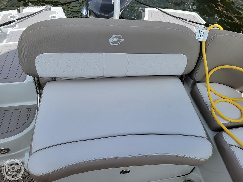 2018 Crownline boat for sale, model of the boat is E21 XS & Image # 34 of 40